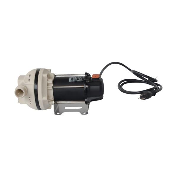 アクアシステム アクアシステム アドブルー(尿素水)用電動ハンディポンプ (100V) 260 x 465 x 285 mm EV-100AD 1個