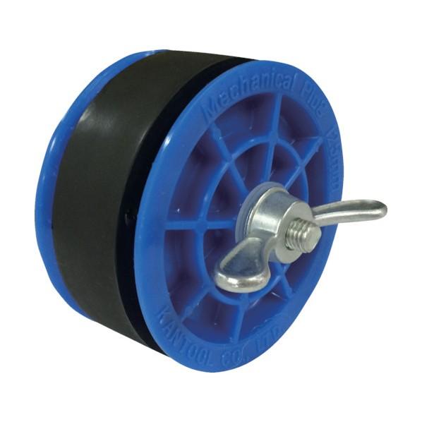 カンツール カンツール メカニカルプラグIN125mmセット(4個入り) 130 x 135 x 115 mm IN-2 水道・空調配管用工具 4個