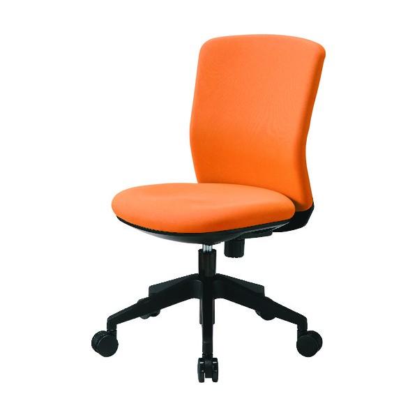 アイリスチトセ アイリスチトセ 回転椅子 HG1000 本体 オレンジ 570 x 530 x 460 mm HG1000-M0-F-OG 1