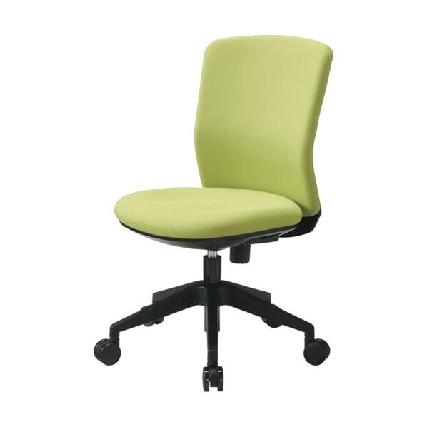 アイリスチトセ アイリスチトセ 回転椅子 HG1000 本体 ライムグリーン 570 x 530 x 460 mm HG1000-M0-F-LGN 1