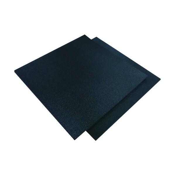 イノアック イノアック カームフレックス F-4LF 黒 40x1000x1000 片面粘着 1000 x 1000 x 40 mm F-4LF-40N 10