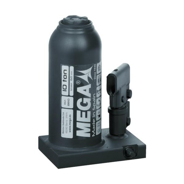 MEGA MEGA ボトルジャッキ10トン 246 x 164 x 125 mm BR10G 1台