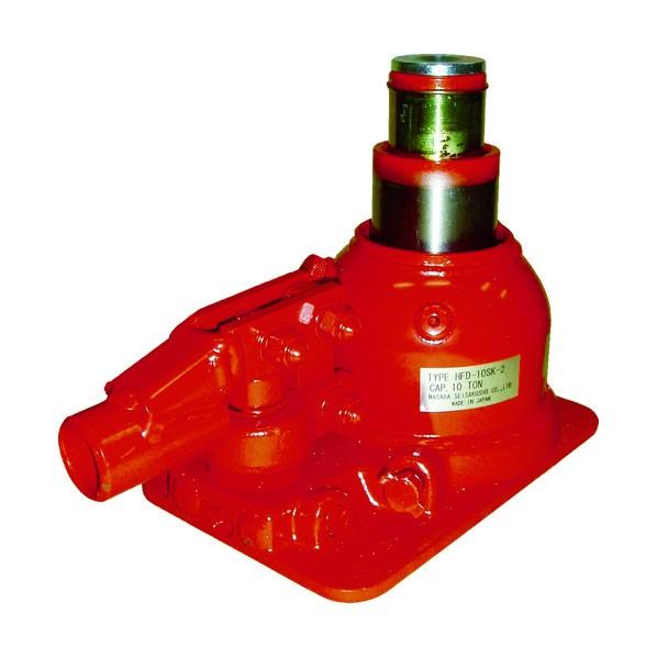 マサダ マサダ 二段式油圧ジャッキ(超低床式) 25 x 15 x 16 cm HFD-10SK-2 1