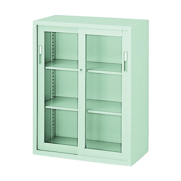 ナイキ ナイキ ガラス引き違書庫 HG311-AW 1