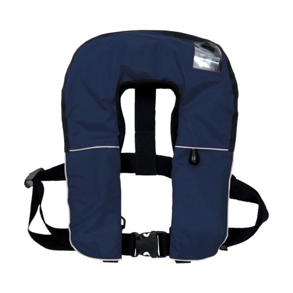 シゲマツ シゲマツ 作業用救命衣 FN-80 青 FN-80-BL 1