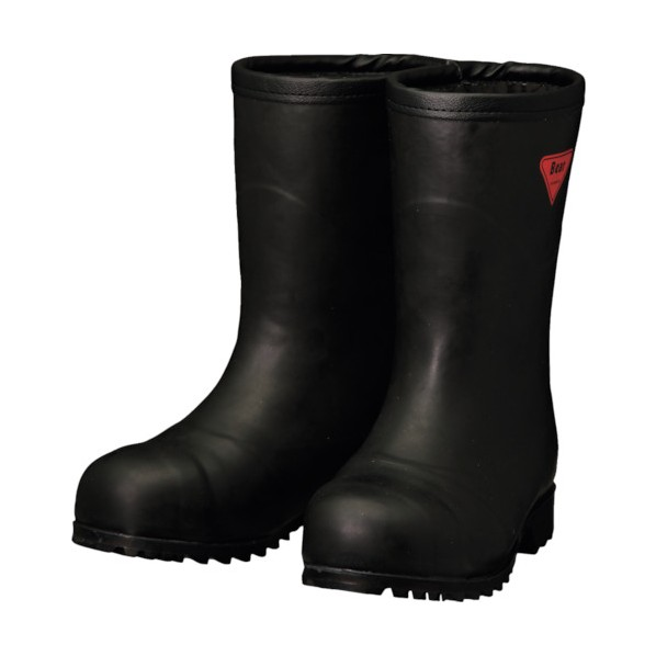 SHIBATA SHIBATA 防寒安全長靴 セーフティベアー#1011白熊(フード無し) 500 x 370 x 110 mm AC121-27.0 10