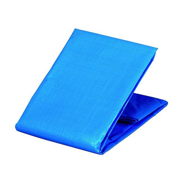 トラスコ(TRUSCO) TRUSCO 防炎シートα軽量 ブルー 幅5.4mX長さ7.2m 575 x 500 x 115 mm 2