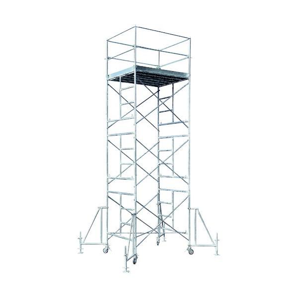 アルインコ ローリングタワー3段 RT3FXZ 1