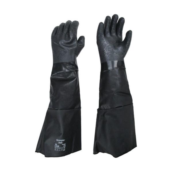 アンセル アンセル 耐熱手袋 スコーピオロング LL NO19-026-10 1