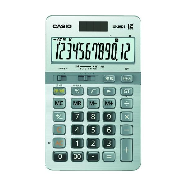 カシオ カシオ 本格実務電卓 257 x 183 x 38 mm 10