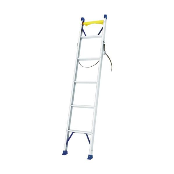 ハセガワ ハセガワ 電柱昇降用1連はしご 1.83m 安全ベルト、バンド付 1830 x 400 x 70 mm LQ11.018B           6010 1