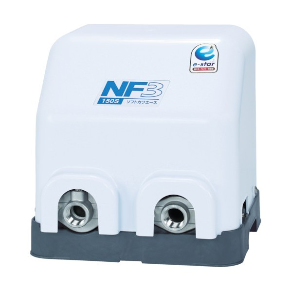 川本 川本 家庭用インバータ式井戸ポンプ(ソフトカワエース) 375 x 385 x 415 mm NF3-750S2 1
