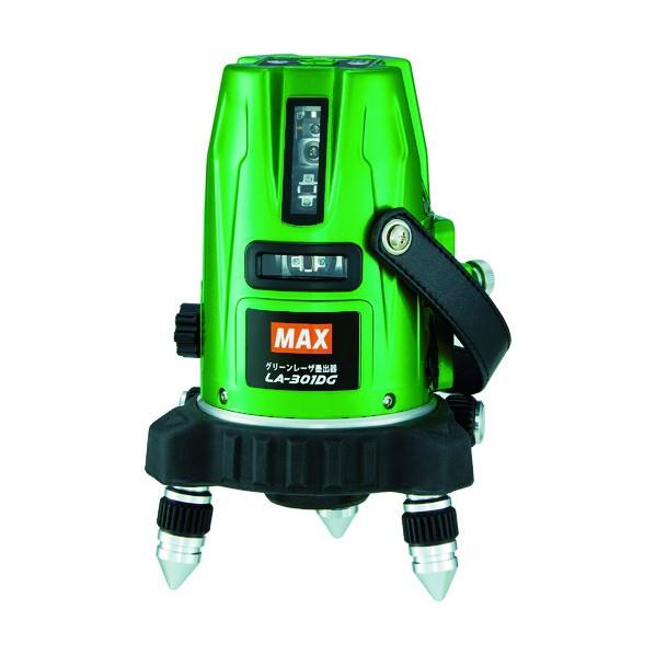 MAX MAX レーザ墨出器 LA-301DG 27.5 x 21.5 x 27 cm