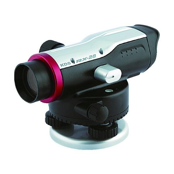 KDS 自動レベルRXシリーズ28倍 318 x 219 x 235 mm RX-28 測量用品 1