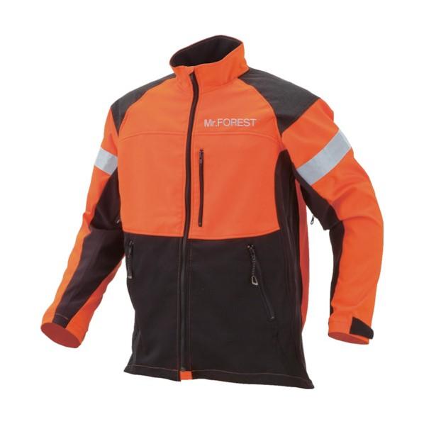 マックス マックス Mr.FOREST ジャケット LLサイズ 640 x 440 x 50 mm 保護服・作業服