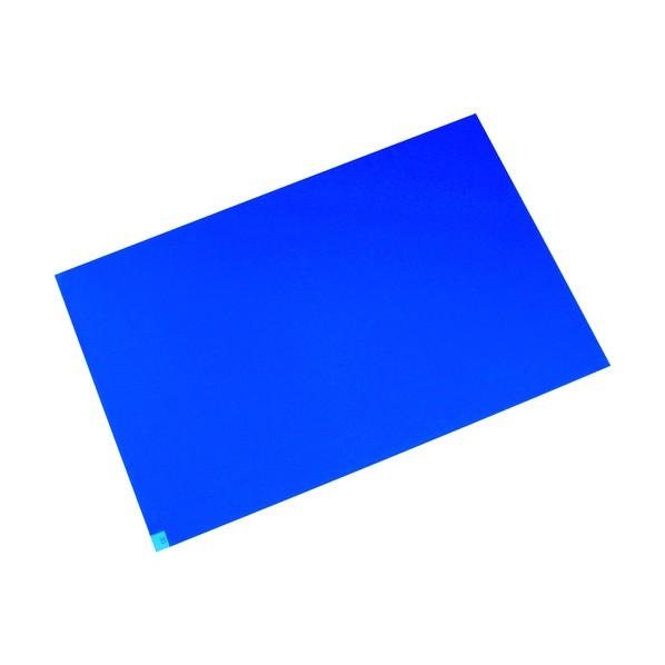 メドライン メドライン マイクロクリーンエコマット ブルー 600×900mm (10枚入) M6090B 1枚
