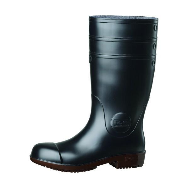 ミドリ安全 ミドリ安全 超耐滑先芯入り長靴 ハイグリップ NHG1000スーパー ブラック 25.0CM 454 x 344 x 121 mm NHG1000SP-BK-25.0