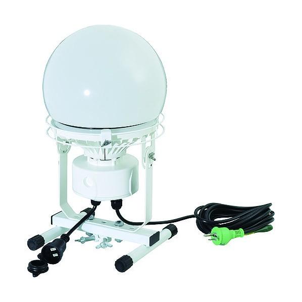 日動 日動 連結LED投光器 ディスクボール100W 収納ケース付 340 x 360 x 515 mm 1