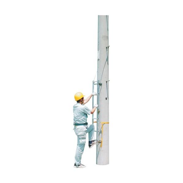ナカオ ナカオ 昇柱用具 1.6M 90 x 30 x 30 cm LC-165 はしご・脚立