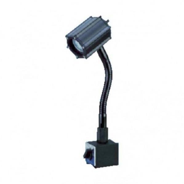 日機 日機 マグネット付LEDスポットライト 5W AC100V 450 x 150 x 110 mm NLSS05CBM-AC(4000K) 1