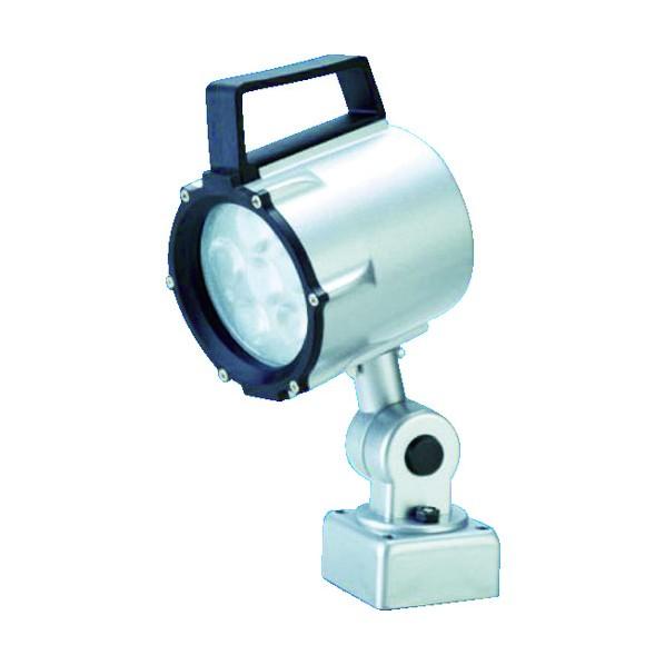 日機 日機 防水型LEDスポットライト 9W AC100~120V 266 x 197 x 159 mm NLSS15C-AC(2M+P) 1