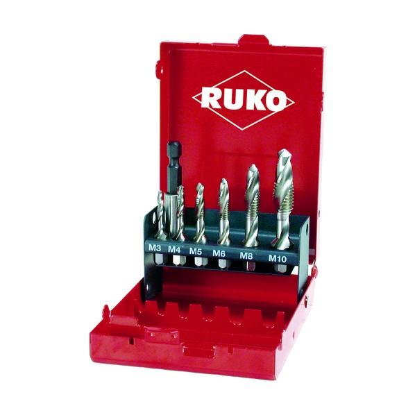 RUKO RUKO 六角軸タッピングドリル セット 123 x 83 x 30 mm R270020 1本