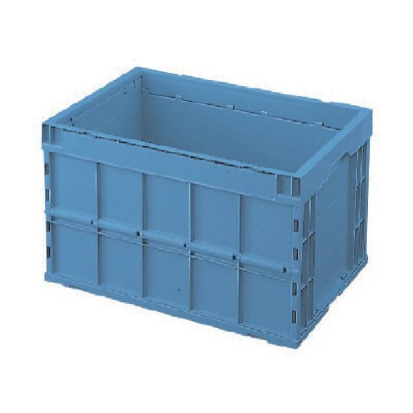 積水 積水 折りたたみコンテナ OC-95B 青 650 x 440 x 99 mm 2