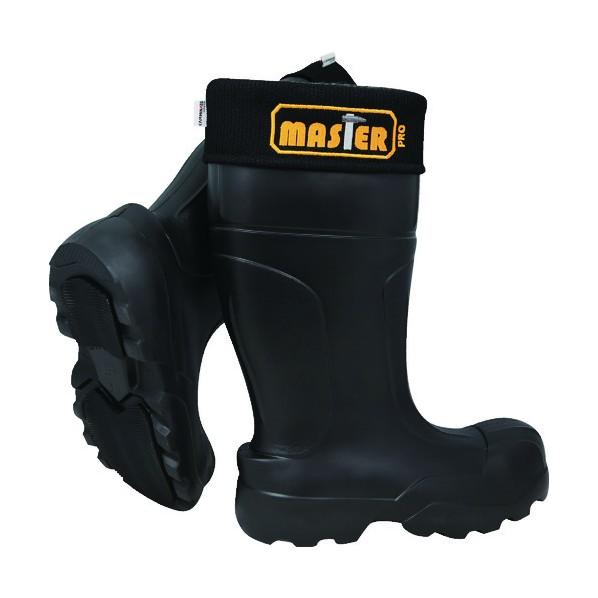 Camminare Camminare EVA防寒セフティブーツ Master ゴム底 25.5 ブ 655 x 515 x 160 mm KMCW-41-25.5 安全靴・作業靴