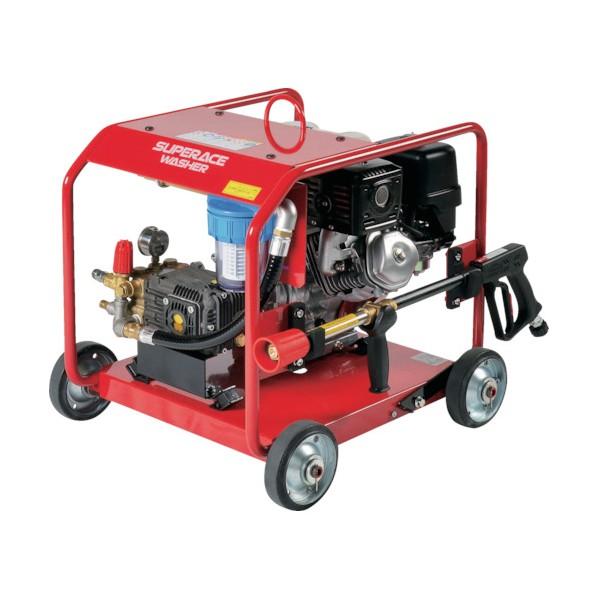 スーパー工業 スーパー工業 エンジン式 高圧洗浄機 SER-1616-5 SER-1616-5 1