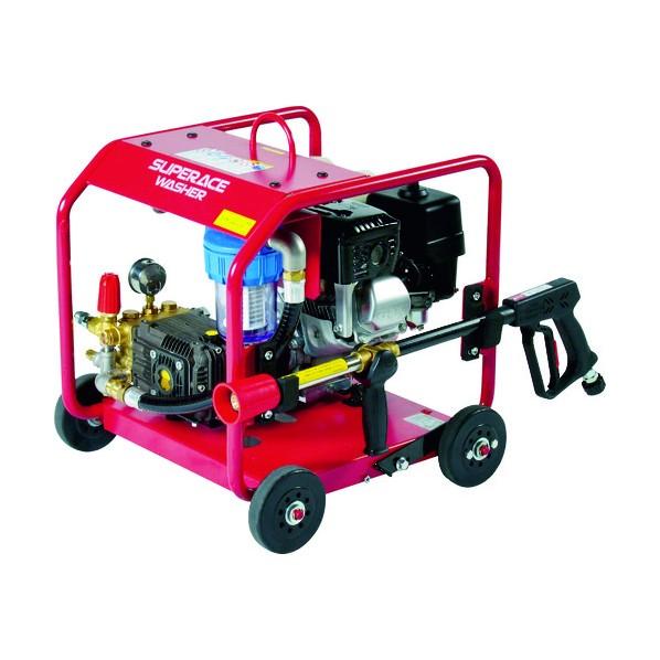 スーパー工業 スーパー工業 エンジン式 高圧洗浄機 SER-2308-5 SER-2308-5 1
