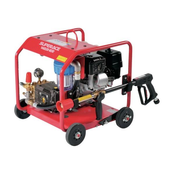 スーパー工業 スーパー工業 エンジン式 高圧洗浄機 SER-3007-5 SER-3007-5 1