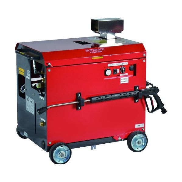 スーパー工業 スーパー工業 モーター式高圧洗浄機SAR-1120VN-1-50HZ(温水) SAR-1120VN-1-50HZ 1