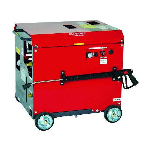 スーパー工業 スーパー工業 モーター式高圧洗浄機SAR-1315VN-1-60HZ(温水) SAR-1315VN-1-60HZ 1
