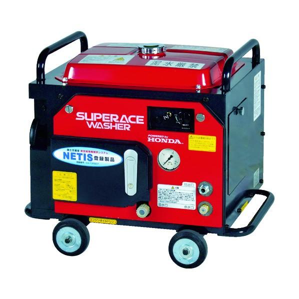 スーパー工業 スーパー工業 エンジン式 高圧洗浄機 SEK-2008SSV(防音型)