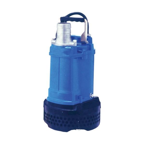 ツルミ ツルミ 一般工事排水用水中ハイスピンポンプ 50HZ 1個