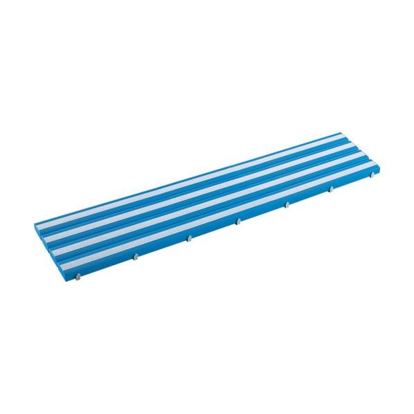 テラモト テラモト 抗菌滑り止め安全スノコ(組立品)400×1800青 1800 x 400 x 48 mm