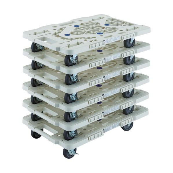 トラスコ(TRUSCO) TRUSCO ルートバン まとめ買い MPK-600JS-W 6台セット MPK-600JS-W-M6 1台