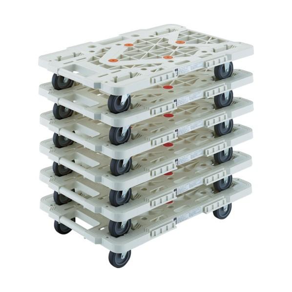 トラスコ(TRUSCO) TRUSCO ルートバン まとめ買い MPK-600-W 6台セット MPK-600-W-M6 1台