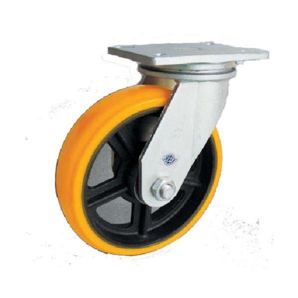 ヨドノ ヨドノ 重量用高硬度ウレタン自在車250φ 133 x 282 x 302 mm SDUJ250 2
