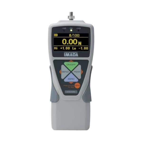 イマダ イマダ  標準型デジタルフォースゲージ 使用最大荷重5N ZTS-5N 1