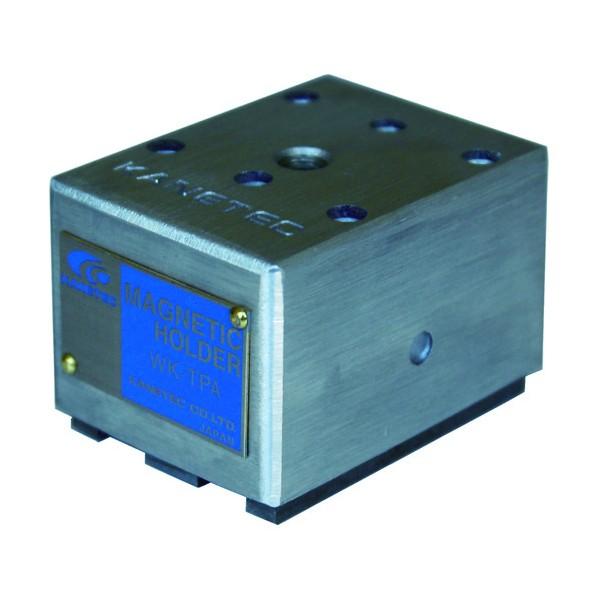 カネテック カネテック 強力型マグネットホルダ 耐熱温度180℃ 72 x 57 x 56 mm 1個