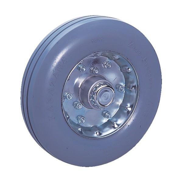 カナツー カナツー ゼロプレッシャータイヤ 車輪 ハブ付 303 x 72 x 303 mm ZP12X3.00HS-GY キャスター