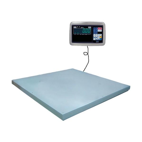 ヤマト ヤマト 超薄形デジタル台はかり PL-MLC9 2t 1200x1200 PL-MLC9 2.0-1212 1