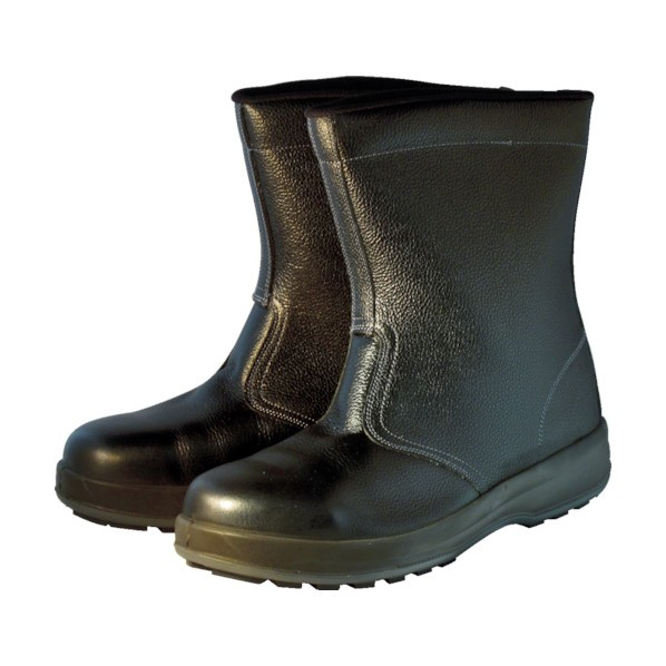 シモン シモン 安全靴 半長靴 WS44黒 27.5cm 317 x 282 x 114 mm WS44BK-27.5 10