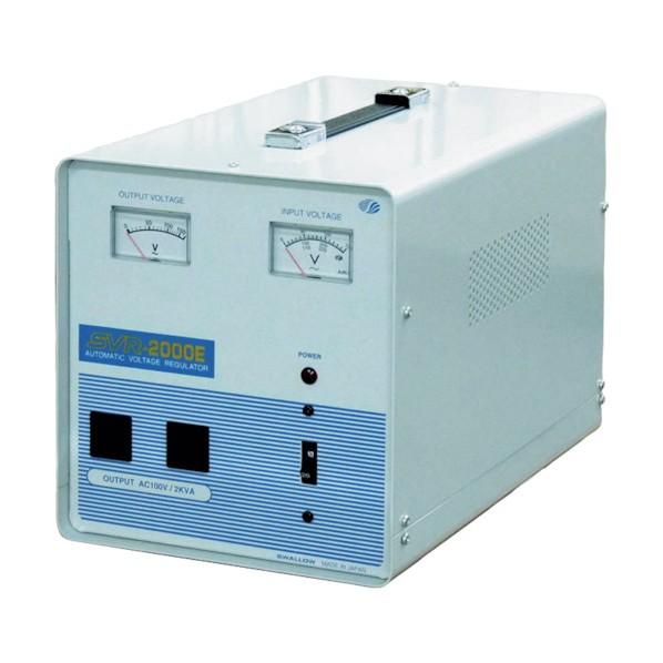 スワロー スワロー 交流定電圧電源装置 サイリスタ式 SVR-3000E