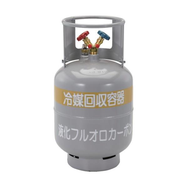 タスコ タスコ 冷媒回収用ボンベ 330 x 330 x 620 mm TA110-24 水道・空調配管用工具