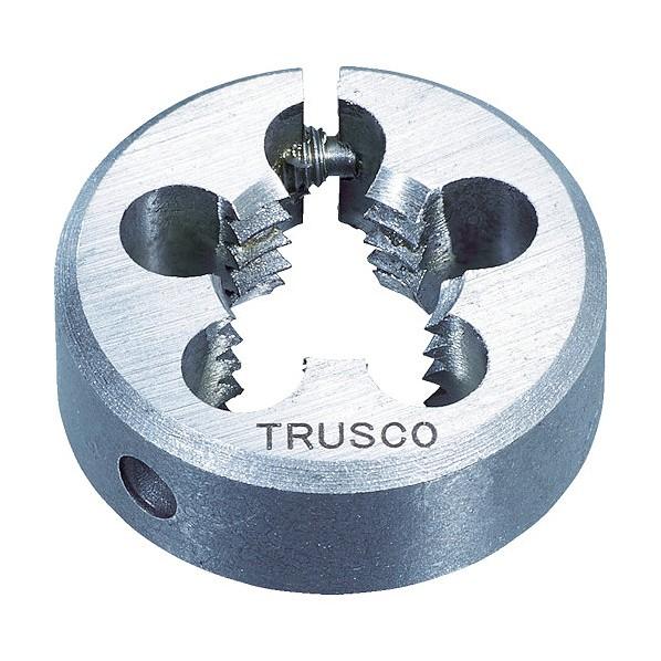 トラスコ(TRUSCO) TRUSCO 管用テーパーダイス 75径 11/4PT11 77 x 77 x 30 mm TKD-75PT11/4-11 1