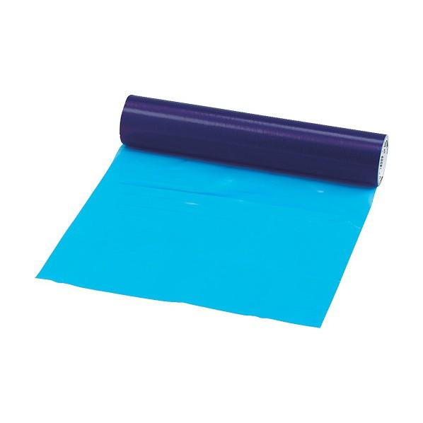 トラスコ(TRUSCO) TRUSCO 表面保護テープ 環境対応タイプ ブルー 幅500mmX長さ100m 130 x 130 x 500 mm TSPW-55B 4