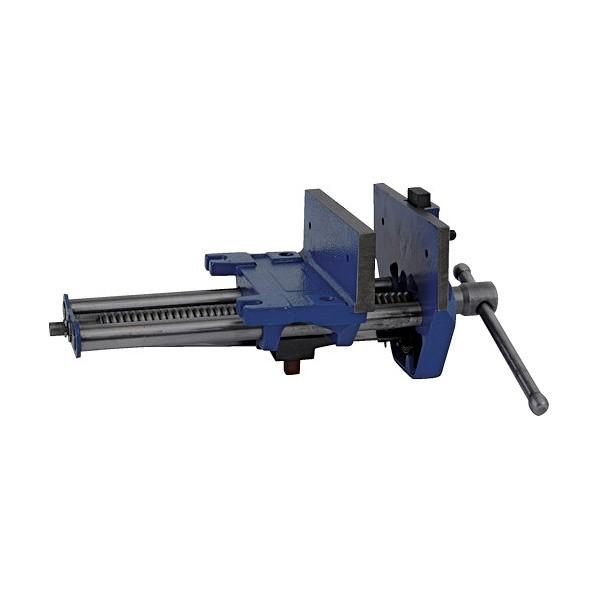 トラスコ(TRUSCO) TRUSCO 強力型木工用バイス 台下型 幅180mm 310 x 645 x 265 mm TMVHU-180 1
