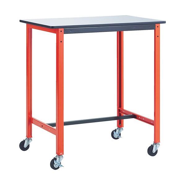 トラスコ(TRUSCO) 軽量作業用テーブル キャスター付 1個